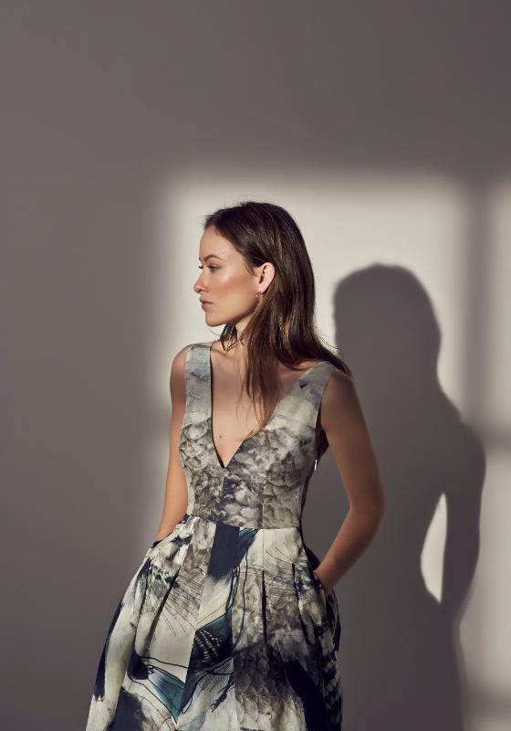 HM Olivia Wilde 2015 Campaign